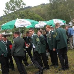 2011-08-27   Bundesschützenfest 2011 - Krönungszeremonie   Pernze-Wiedenest