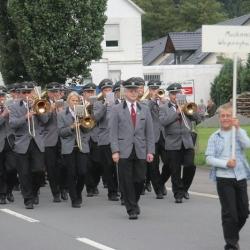 2011-08-28 | Bundesschützenfest 2011 - Empfang der Majestäten & Festzug | Pernze-Wiedenest