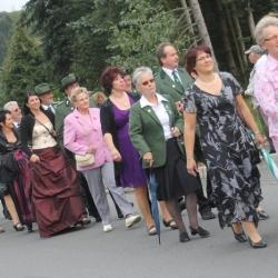 2011-08-28   Bundesschützenfest 2011 - Empfang der Majestäten & Festzug   Pernze-Wiedenest
