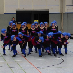 2016-02-13   16. Hallenfußballturnier der OSB Jugend